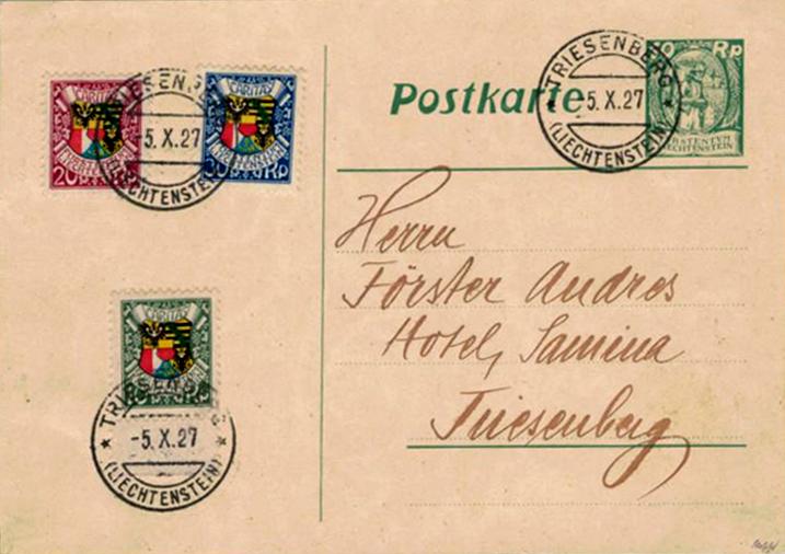 Wohltaetigkeitsmarken-1927