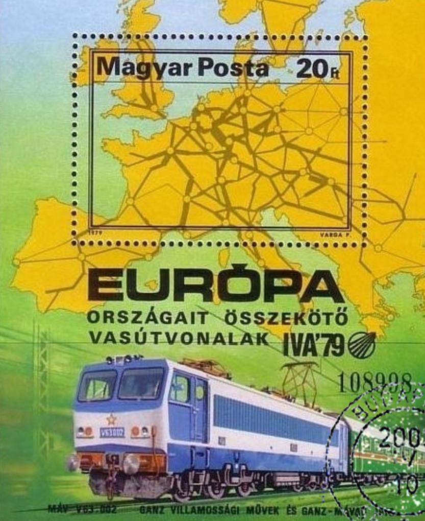Juni 2018 - Kostenlos durch Europa