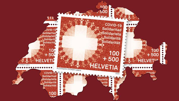 COVID-19_Corona_Solidaritaet_Briefmarke_Schweiz