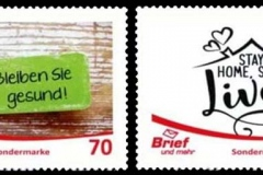 GERMANY_PRIVATE_BRIEF_UND_MEHR_2020_STAMPS_Stay_at_Home