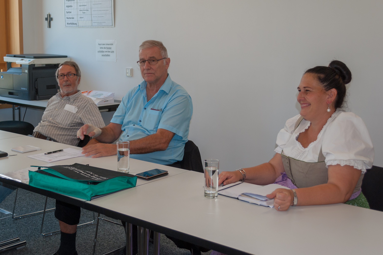 Während der Regionalkonferenz Regio West