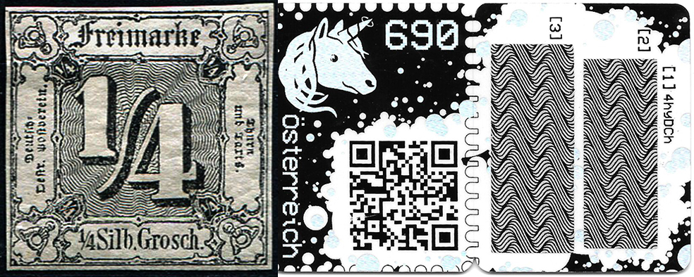Thurn und Taxis - Crypto Stamp