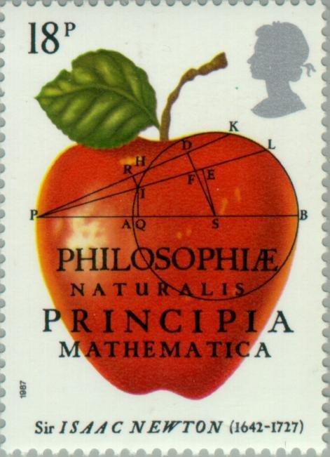 Newton - Prinicipa - Book