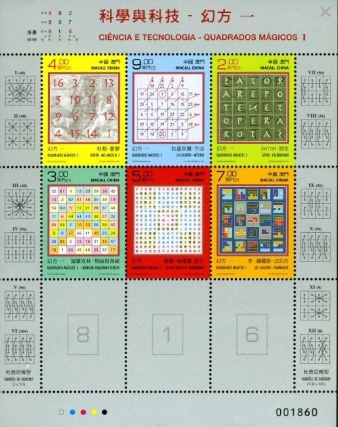 Magische Quadrate