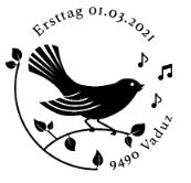 Singvogelstempel