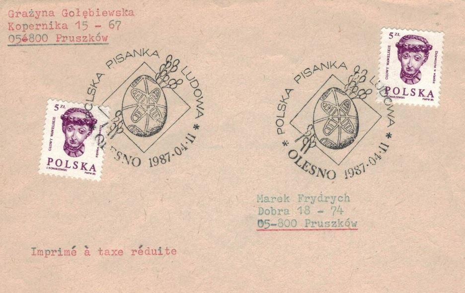 Polnische Büchersendung