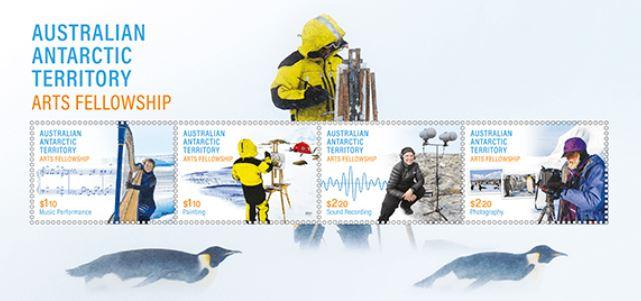 Antarctica block