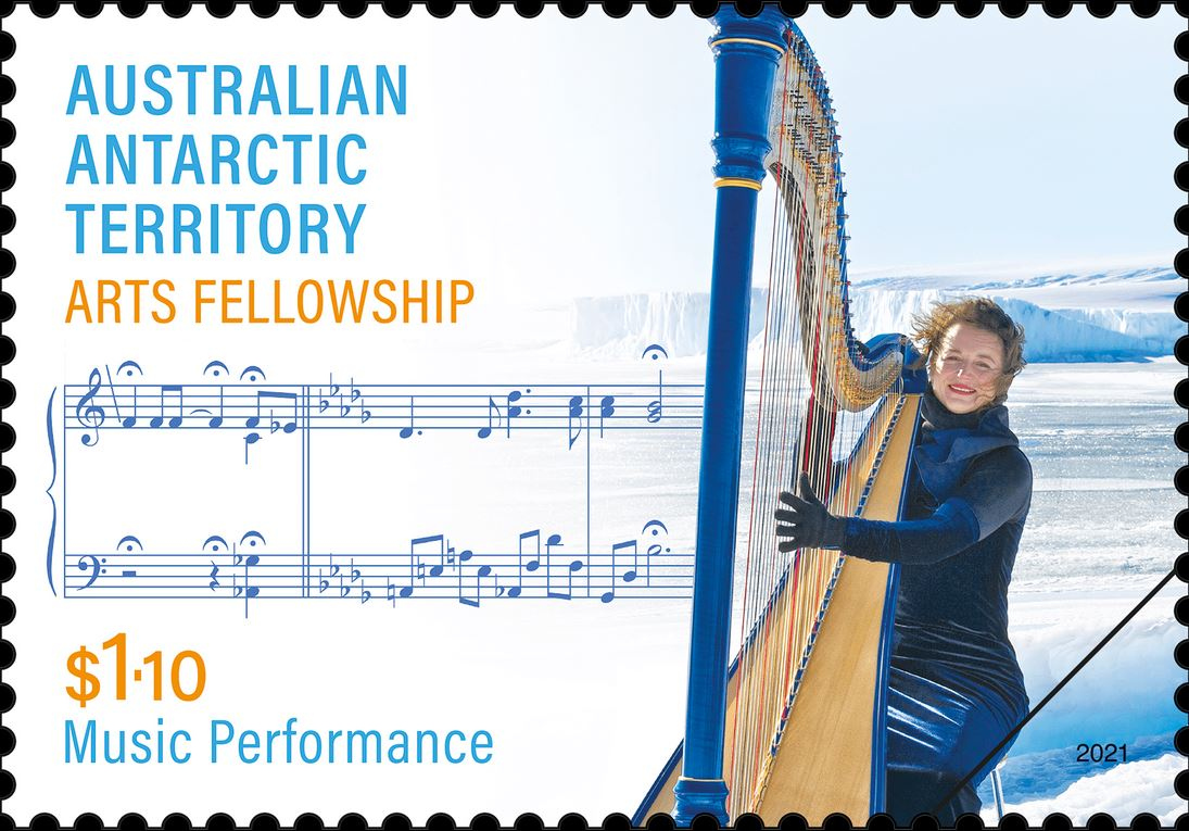 Antarctic Australia