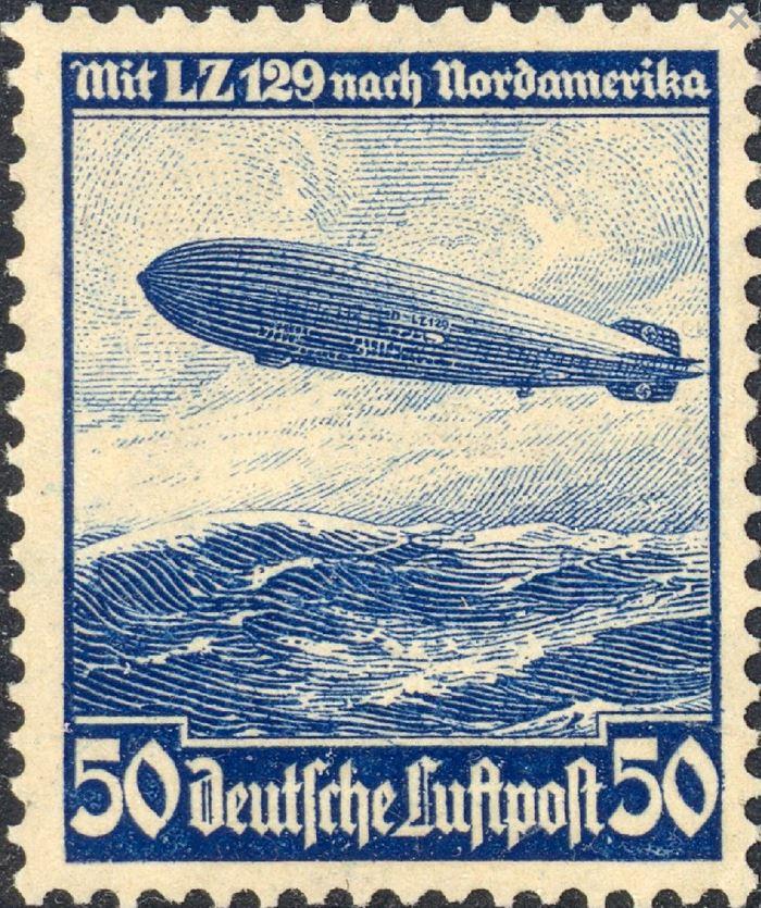 LZ 129 = Hindenburg
