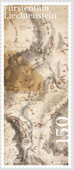 Rheintalkarte