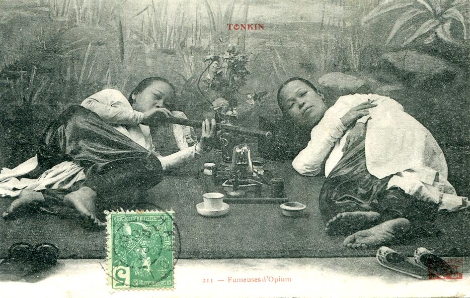 Opiumraucher*innen
