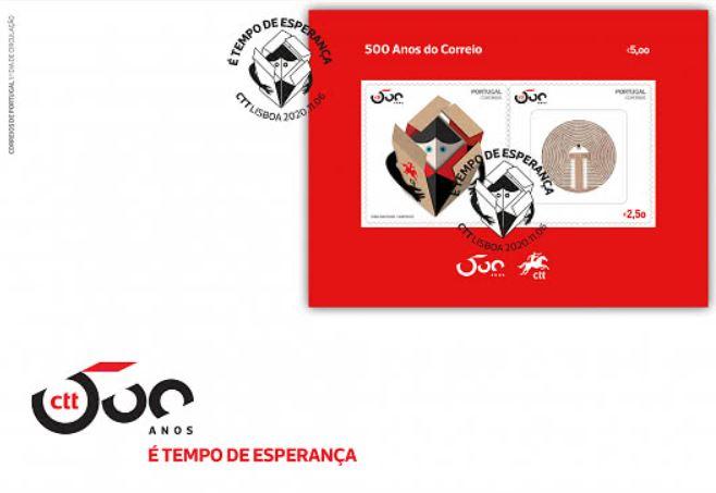 ctt portugal FDC