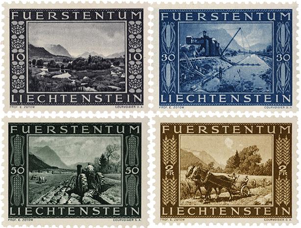 Liechtenstein Zotow
