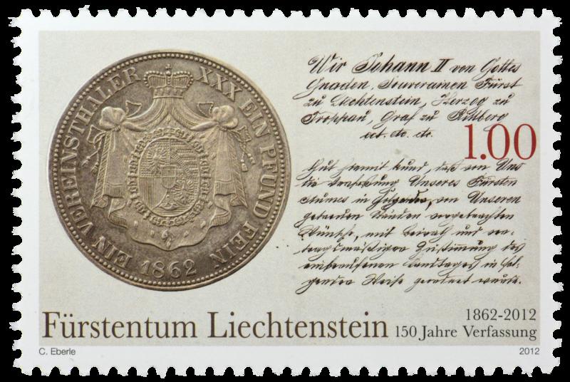 Liechtenstein Verfassung