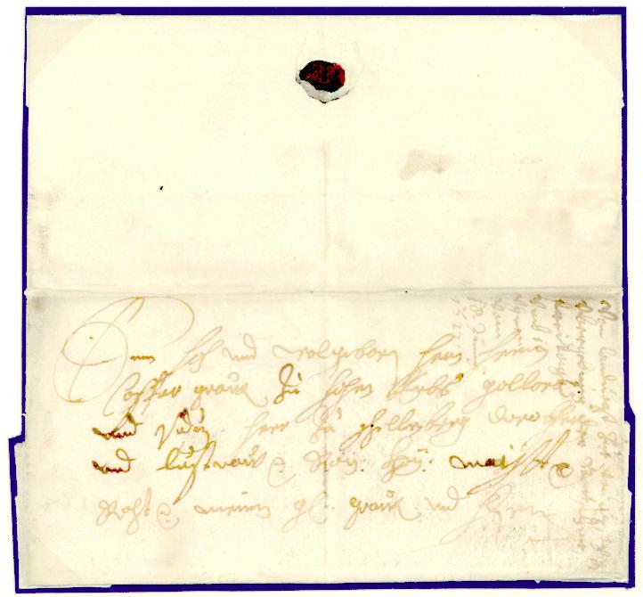 Brief aus Vaduz